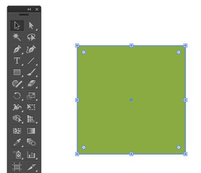 四角オブジェクト