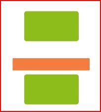 角丸長方形と長方形